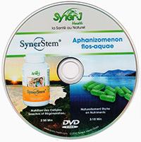 Présentation de l'algue AFA AlphaOne et du SynerStem par Jacques Prunier